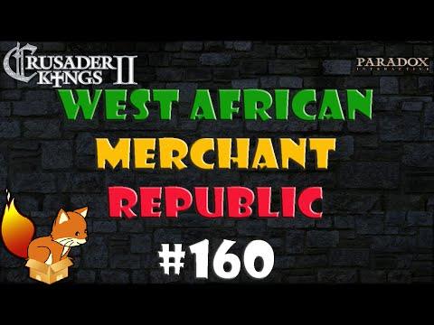 Crusader Kings 2 West African Merchant Republic #160