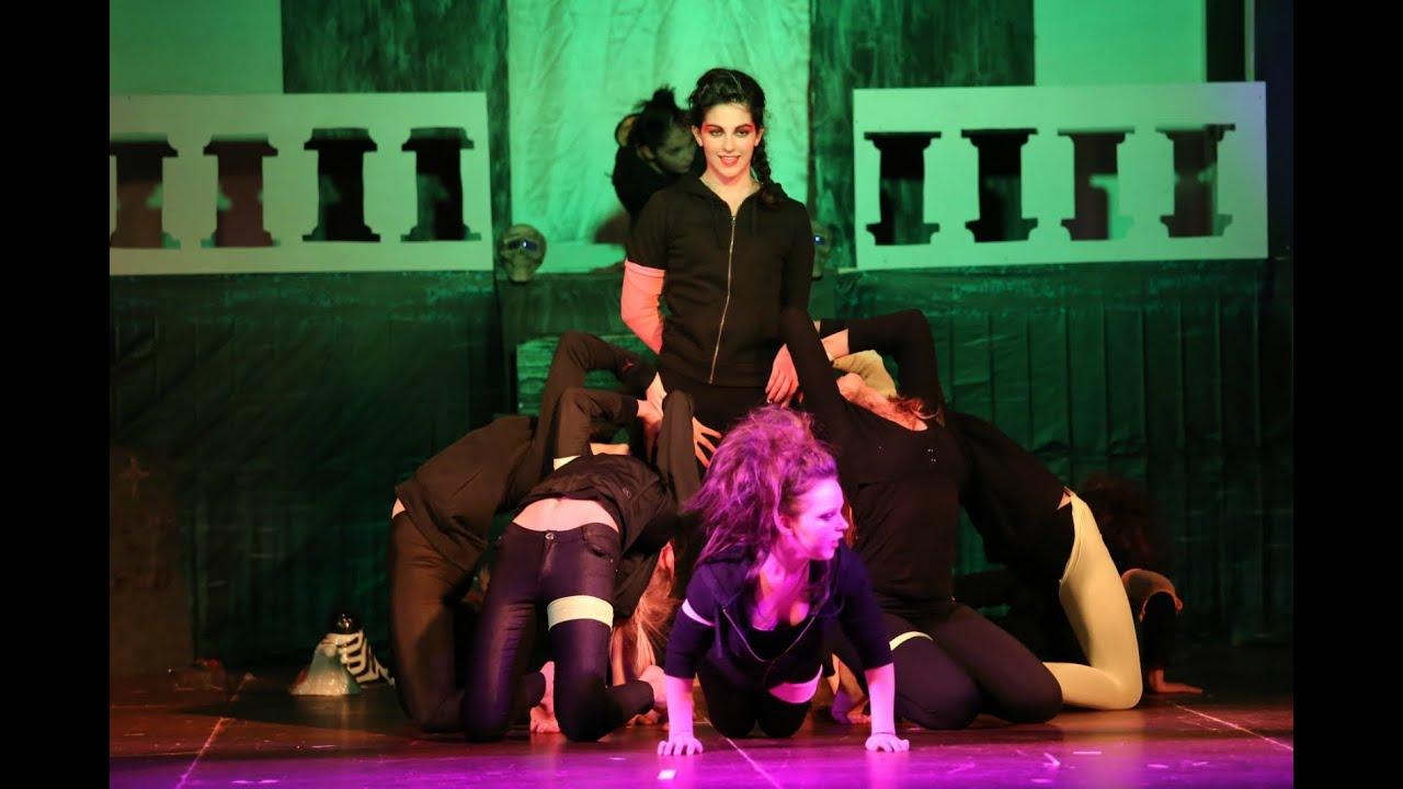 Dracula l'amour et son contraire - CMG Talents (Animals avec la participation de Aubin Rebillard)