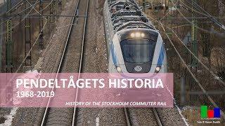 Stockholms Pendeltåg: Historia, framtid och kuriosa