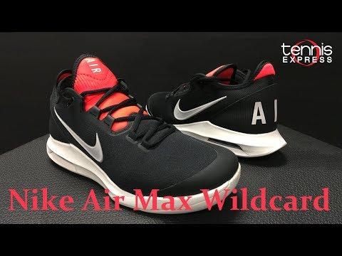 Nike Air Max Wildcard Tennis Shoe Preview | Tennis Express