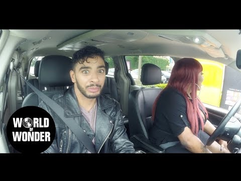 LEMME PICK YOU UP: Laith Ashley with Ts Madison