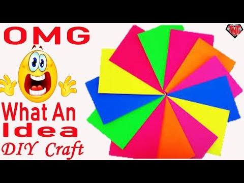 DIY Paper Wind Chimes || Make Wind Chimes Out Of Paper || Homemade Wind Chime