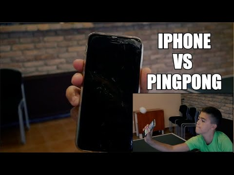 IPHONE vs PING-PONG !!!