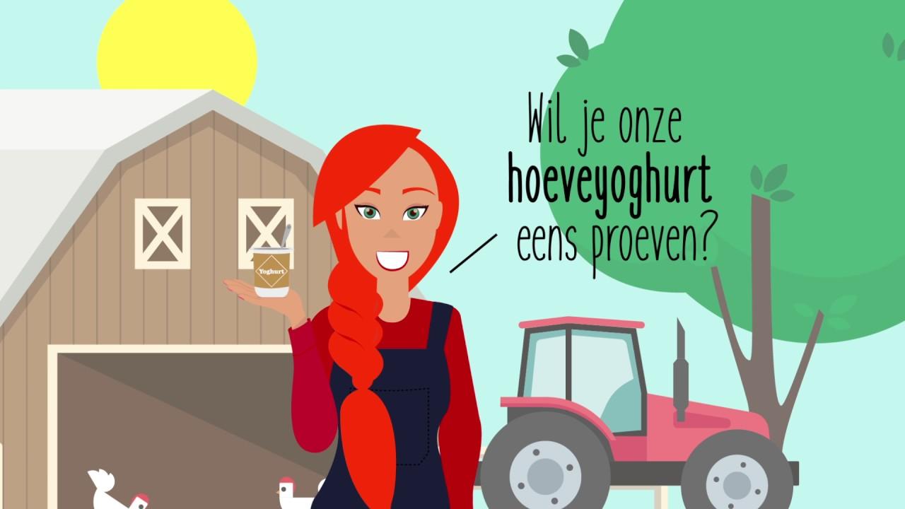 Van 4 tot 12 mei is het Week van de Korte Keten en Het Boerenijsje doet mee met een boerenontbijt tussen de koeien! Recht kopen bij de boer heeft vele voordelen, je ontdekt ze in onderstaand filmpje!