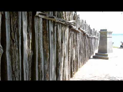 A visit to Jamestown