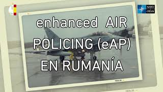 Spain deploys air assets to eAP-Romania