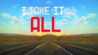 Pegasus - I Take It All (Lyric video)