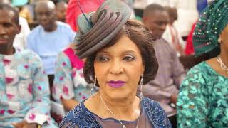 Chief (Mrs.) Susan Elumelu Celebrates 90 Glorious Years in Lagos