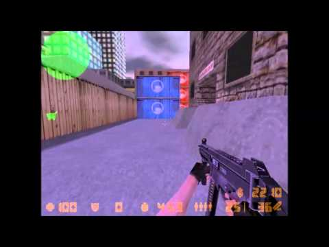 Oyun : Counter Strike  -Bölüm 1