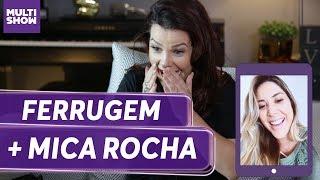 Baixar Nome do Ex | Ferrugem e Mica Rocha | Fernanda Souza | ConFêssionário | Humor Multishow