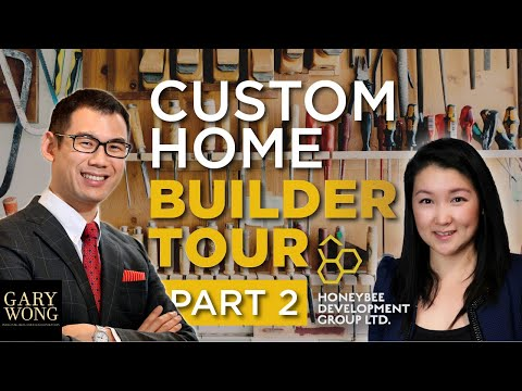 Custom Home Builder Tour | Part 2 | Honey Bee Development Group