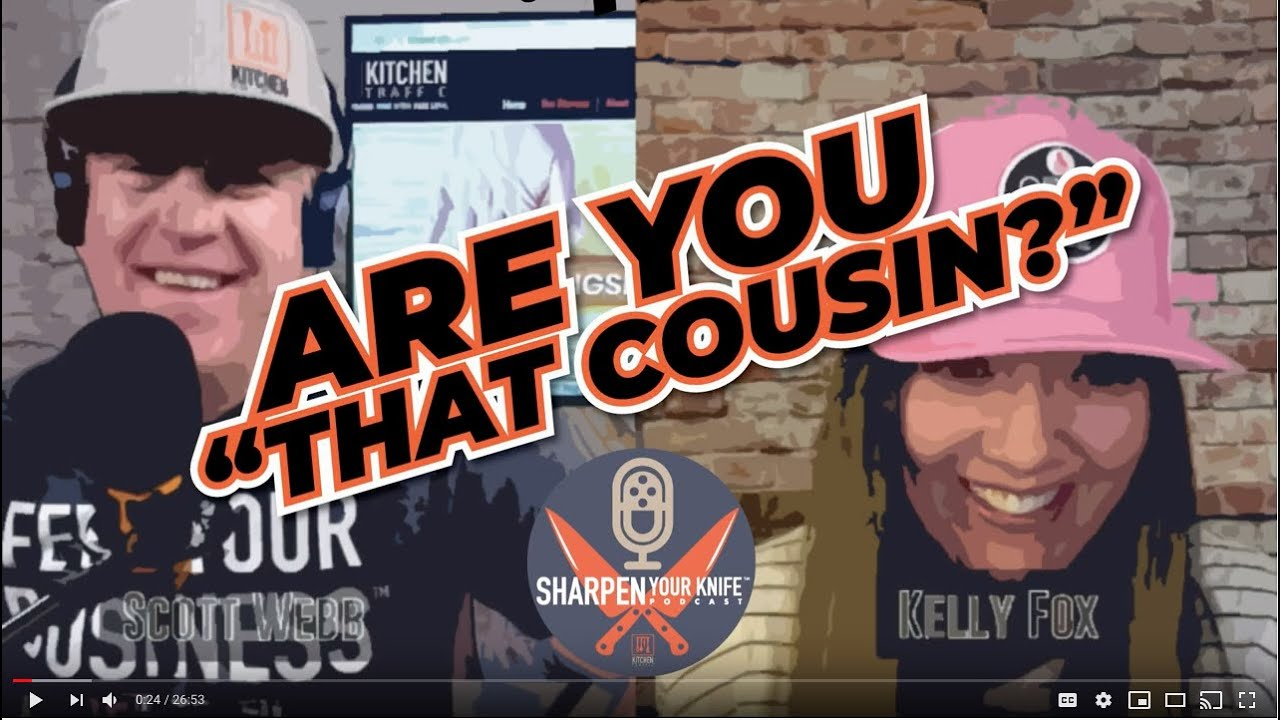"In business, there are 3 types of people. Spoiler: ""Don't Be Cousin Eddie"""