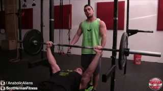 Bench Press: Increase Strength By Eliminating Weak Points!