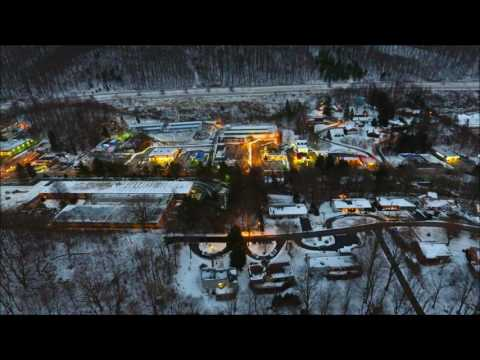 Drone Over Bluefield, WV