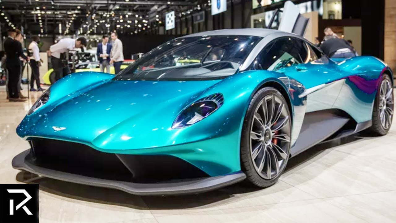 New Supercars You Don't Want To Miss