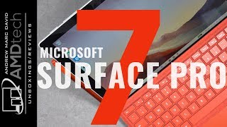 Microsoft Surface Pro 7: The Review