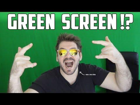 Kako da podesite GREEN SCREEN? (OBS i Adobe Premier)