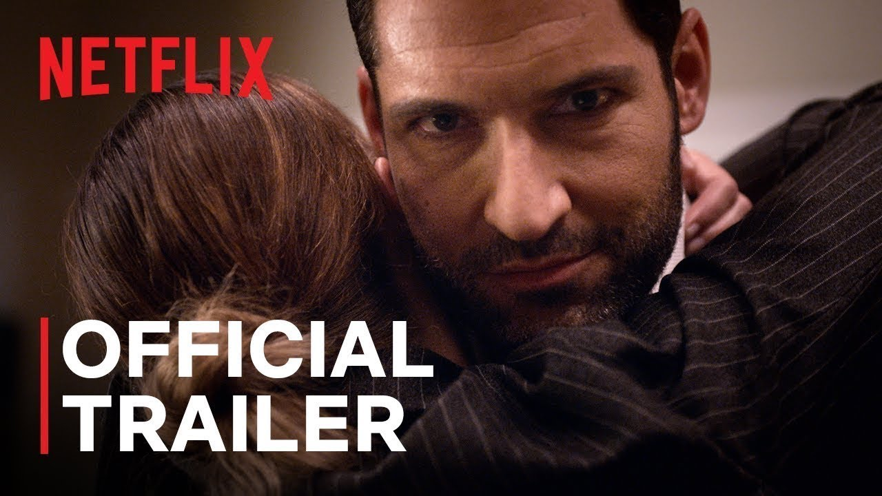 Lucifer Season 5 Official Hindi Trailer Netflix India Youtube