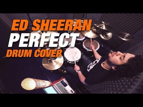 Nikhil Maira - Perfect | Ed Sheeran (Drum Cover)