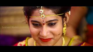 Sasidhar Weds Sai Himabindu | Awesome Telugu Wedding Teaser | SUBHASH STUDIO | 9248099111