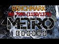 Metro Exodus Benchmark на HD 7950 (OC)