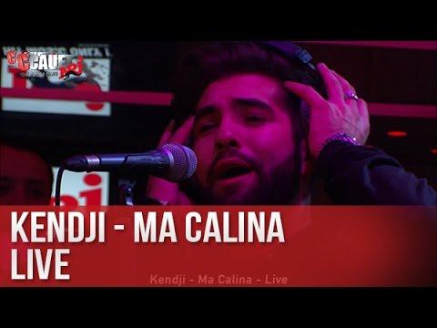 Kendji - Ma Calina - Live - C'Cauet sur NRJ