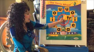 Sing, Spell, Read & Write Ferris Wheel Blends Song - Video #7