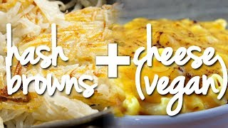 How To Make Vegan Cheesy Spuds (hash Brown Casserole)!