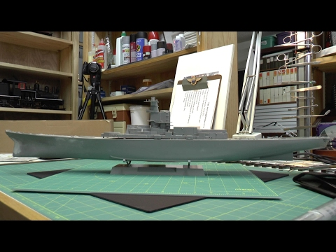 USS New Jersey Build Part 8