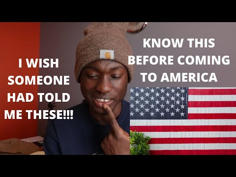 Living in the USA: 10 tips for international students coming to the usa