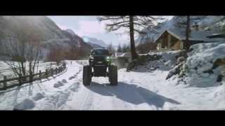 Fiat Panda Monster Truck 2013 Videos