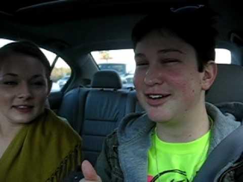 Loren and Rhiannon's Chattanooga Adventure! Part 1