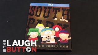 Unboxing South Park: Season 20 on Blu-ray