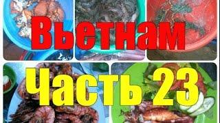 Вьетнам. Нячанг. №23. Где покушать морепродукты дешево в Нячанге.(, 2015-07-24T14:59:28.000Z)