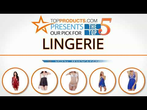 Best Lingerie Reviews 2017 – How to Choose the Best Lingerie