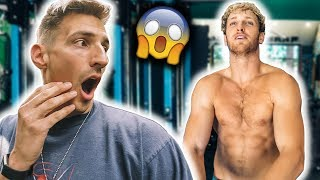 I'VE NEVER SEEN HIM DO THIS! (Mind=Blown)