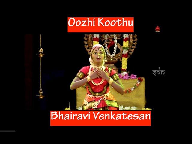 SDN's Navarathri Series 2020 - 03 Oozhi Koothu by Bhairavi Venkatesan - Sridevi Nrithyalaya