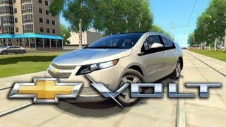 City Car Driving 1.2.5: Chevrolet Volt