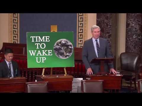 President-elect Trump & Climate Change: Sen. Sheldon Whitehouse