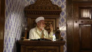 Hacı Bayram Sohbetleri (28.10.2017) Prof.Dr.M. Cevat AKŞİT Hocaefendi