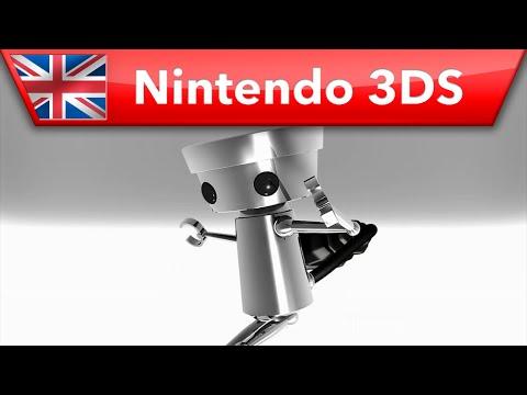 Chibi-Robo! Zip Lash - Overview Trailer (Nintendo 3DS)