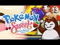 Pokemon Sweet Nuzlocke Let's Play w/ aDrive! Episode 13
