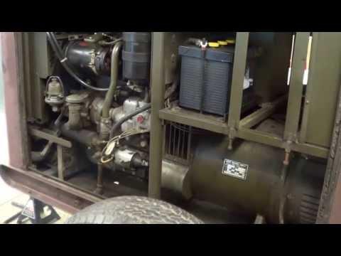 listeroid diesel genset