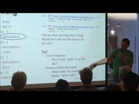Ghost in the Search Machine - DC NLP