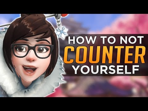 Overwatch: DON'T COUNTER YOURSELF! - Team Comp Guide