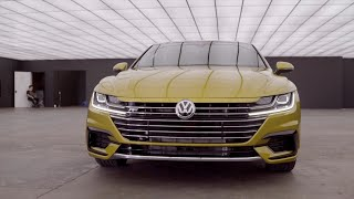 homepage tile video photo for Behind the Scenes with Douglas Sonders   VW Arteon