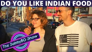 What AMERICANS think of INDIAN FOOD??