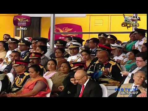 65th National Independence Day Celebration of Sri Lanka - Live from Trincomalee - 2013-02-04