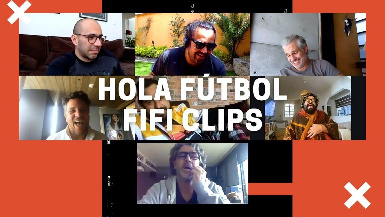 HOLA FÚTBOL FIFI CLIPS // FLAUTAS DE RES