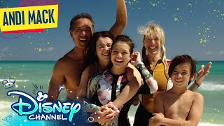 Surfs Up! 🏄♀️   Andi Mack   Disney Channel